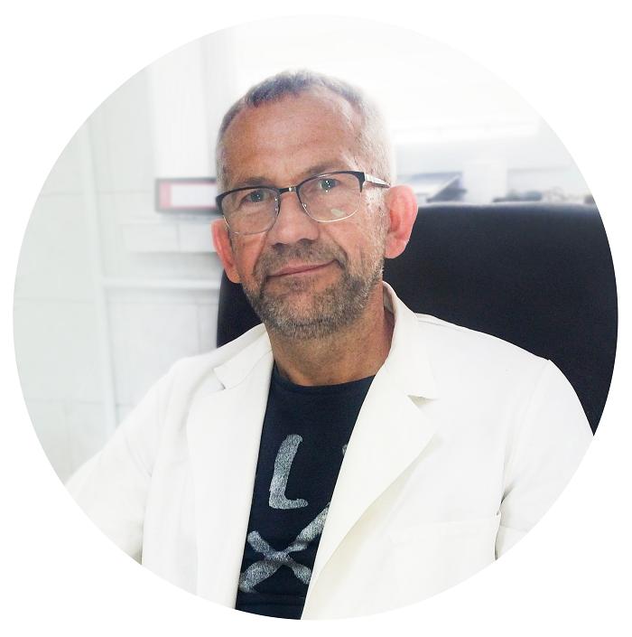 Doktor Grzegorz Mróz - Weterynarz